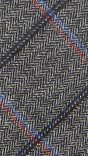 Alexander Olch The Cordial Herringbone Tie