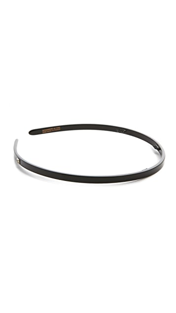 Alexandre de Paris Thin Headband