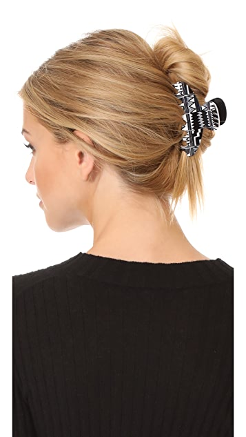 Alexandre de Paris Tam Tam Jaw Hair Clip