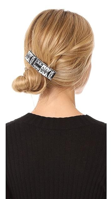 Alexandre de Paris Tam Tam Hair Clip