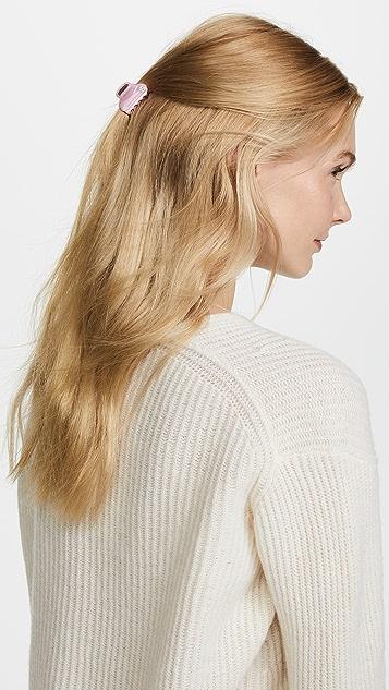 Alexandre de Paris Pince Small Hair Clip