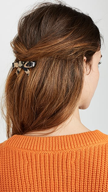 Alexandre de Paris Bow Barrette