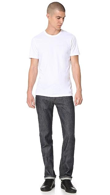 A.P.C. New Standard Indigo Jeans