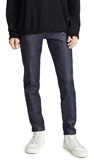 A.P.C. Petit New Standard Indigo Jeans