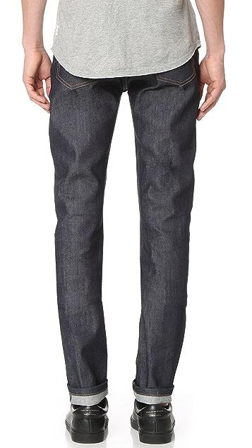 A.P.C. Petit Standard Brut Stretch Jeans