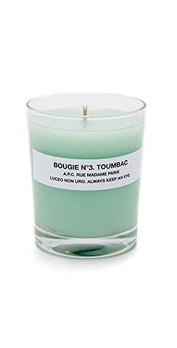 A.P.C. - Bougie No. 3 Toumbac Scented Candle