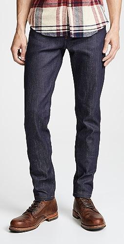 A.P.C. - Petit New Standard Brut Stretch Jeans