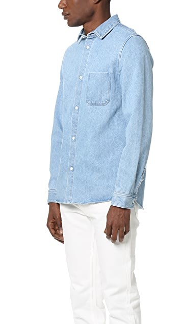 A.P.C. Grizzli Overshirt