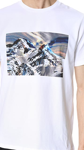 A.P.C. Montagne Tee
