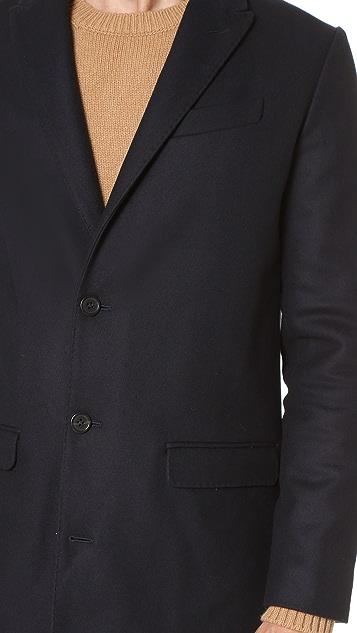 A.P.C. Primrose Overcoat