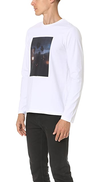 A.P.C. L.A. Long Sleeve Tee