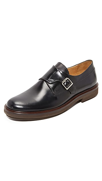 A.P.C. Monk Strap Shoes