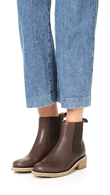 A.P.C. Maisie Booties