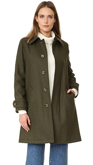 A.P.C. Mac Dinard Coat