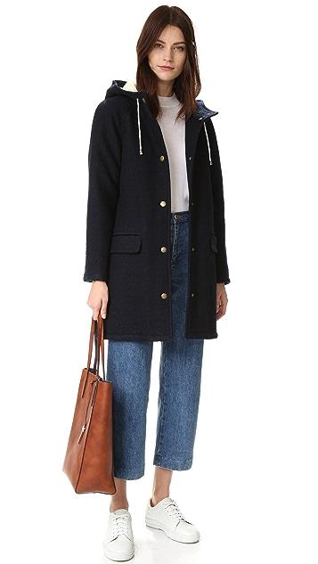 A.P.C. Julia Coat