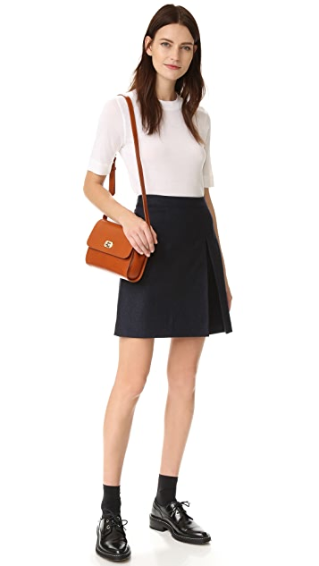 A.P.C. A-Line Skirt