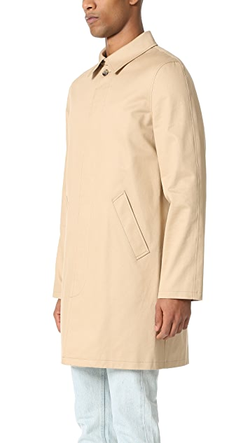 A.P.C. City Mac Coat