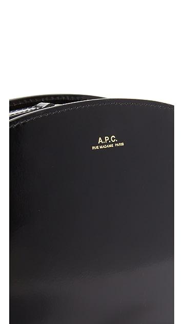 A.P.C. Sac Luna Bag