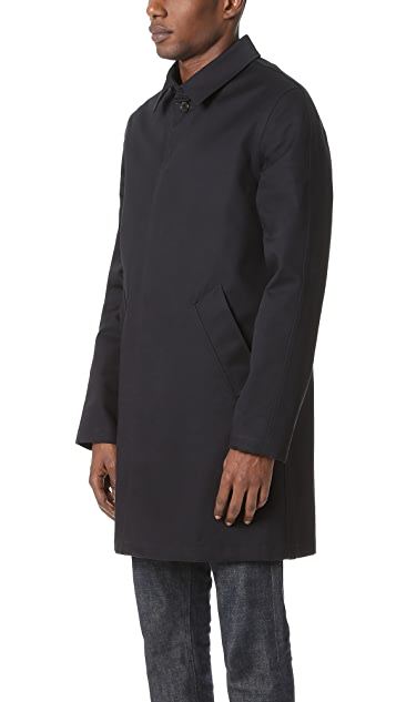A.P.C. Boston Overcoat