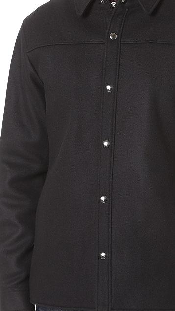 A.P.C. Paolo Blouson Jacket