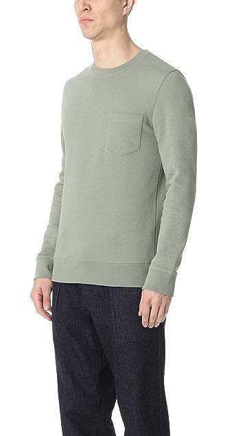 A.P.C. Worker Sweatshirt