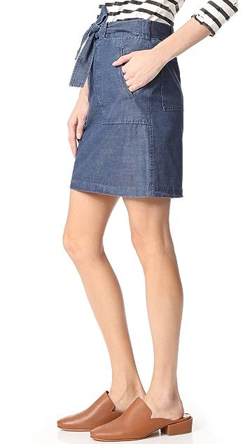 A.P.C. Nairobi Skirt