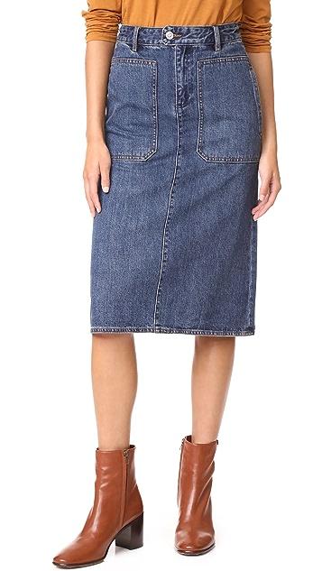 A.P.C. Nevada Skirt
