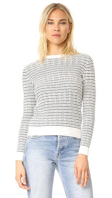 A.P.C. Striped Sweater