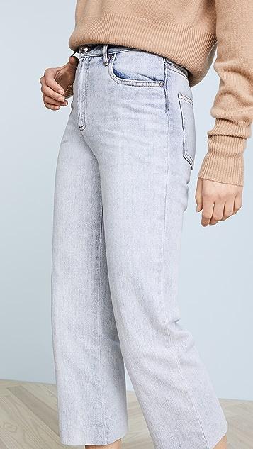 A.P.C. Sailor High Rise Jeans