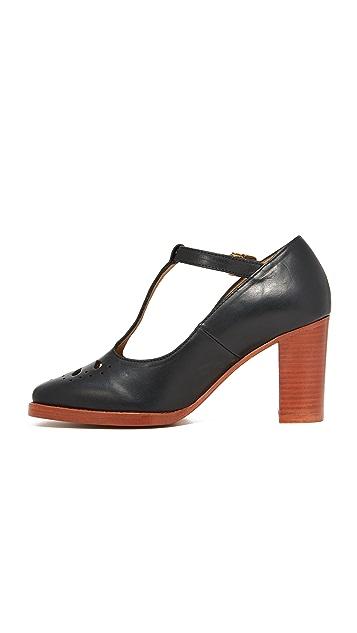 A.P.C. Marion Salomes Heels
