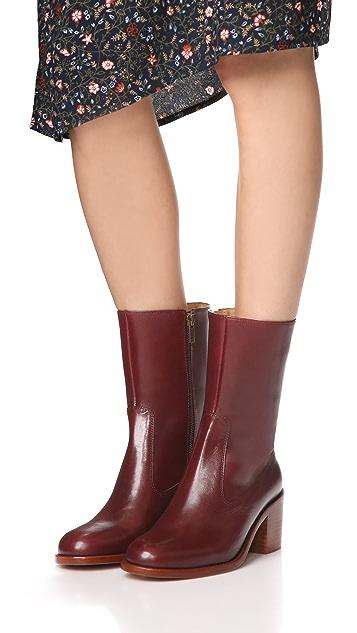 A.P.C. Eva Boots