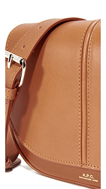 A.P.C. Betty Saddle Bag