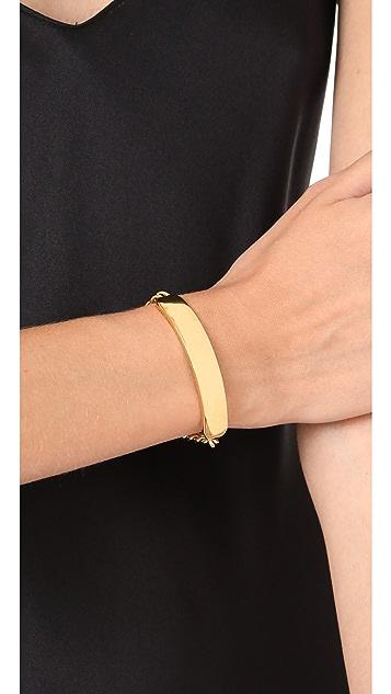 A.P.C. Gourmette Charline Bracelet