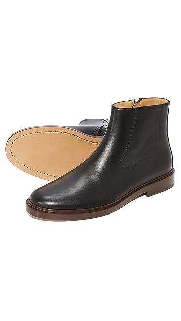 A.P.C. Leonard Zip Boots