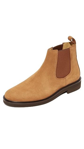 A.P.C. Simeon Chelsea Boots