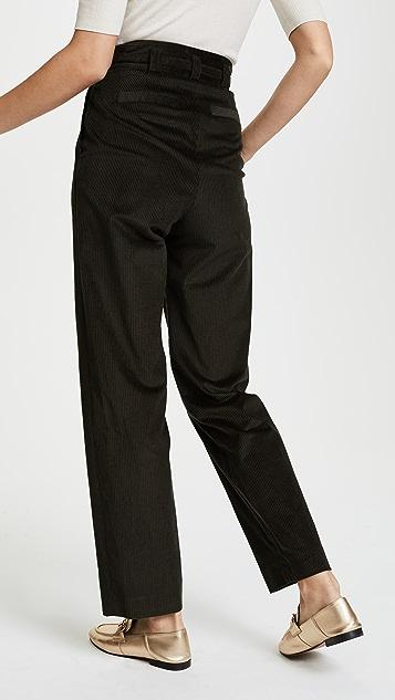 A.P.C. Joan Corduroy Trousers