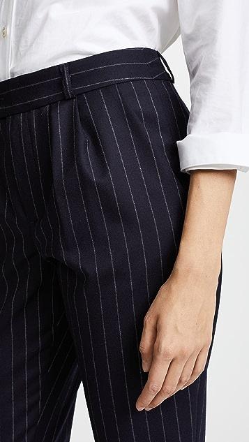 A.P.C. Keaton Pinstripe Trousers