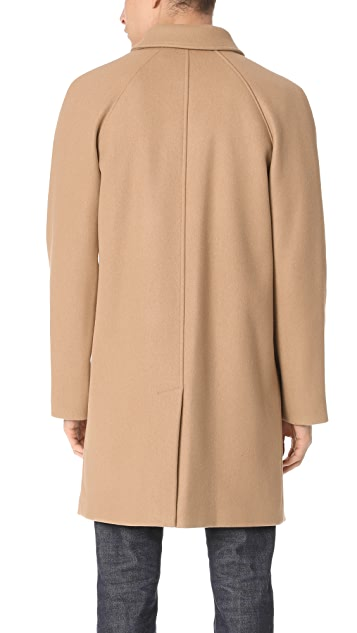 A.P.C. Mac Overcoat