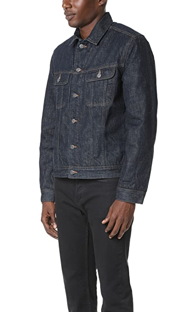 A.P.C. Flynn Denim Jacket