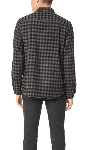 A.P.C. Plaid Shirt