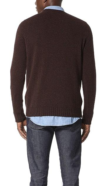 A.P.C. 90 Pullover