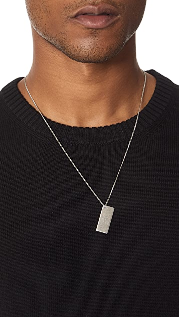 A.P.C. Lord Necklace