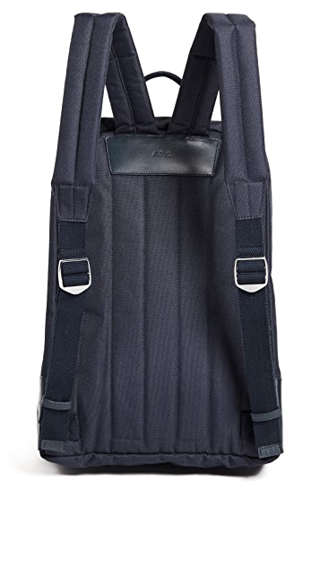 A.P.C. Mickael Backpack