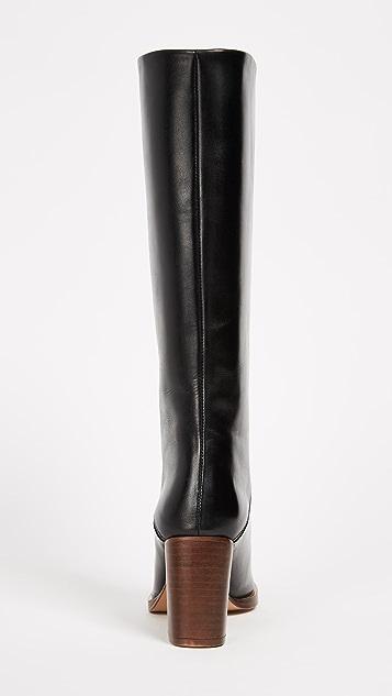 A.P.C. Violaine Boots