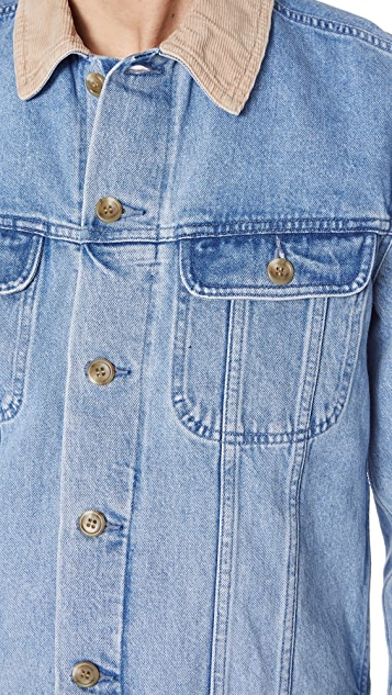 A.P.C. Howl Denim Jacket