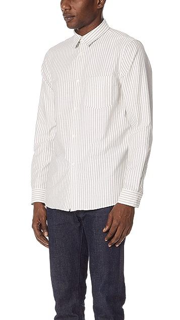 A.P.C. Oliver Shirt