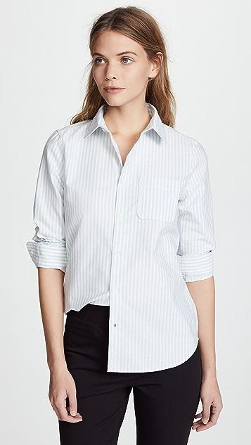 A.P.C. Femme Shirt - Bleu Clair
