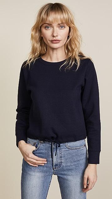 A.P.C. Andie Sweatshirt - Marine