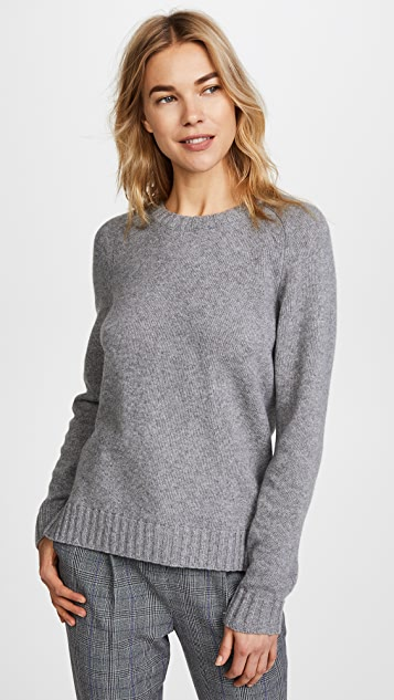 A.P.C. Vivian Sweater - Gris Clair Chine