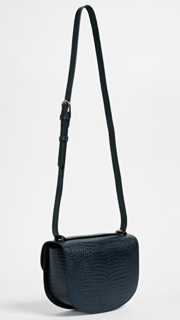 A.P.C. Geneve Saddle Bag